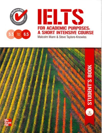 #IELTS for academic purposes: a short intensive course